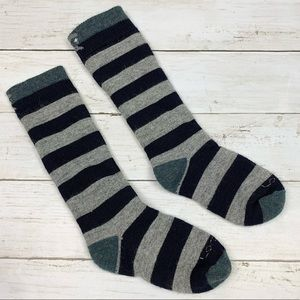 Lorpen Kids Merino Wool Gray Thick Winter Socks